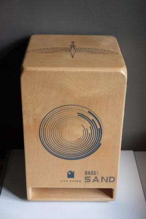 Кахон BASS SAND с рисунком